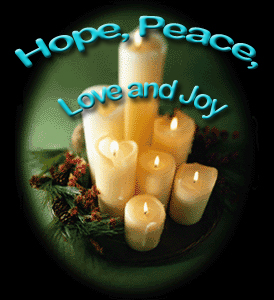 Hope, Peace, Love and Joy