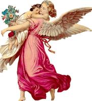 Angel-hug