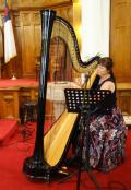 8-27-17 Sue McClure performing