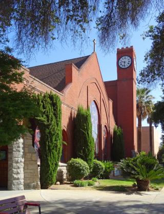 5-14-17 Church exterior sw