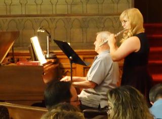 8-27-17 Victoria Batta performing